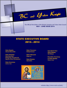 May June State Newsletter